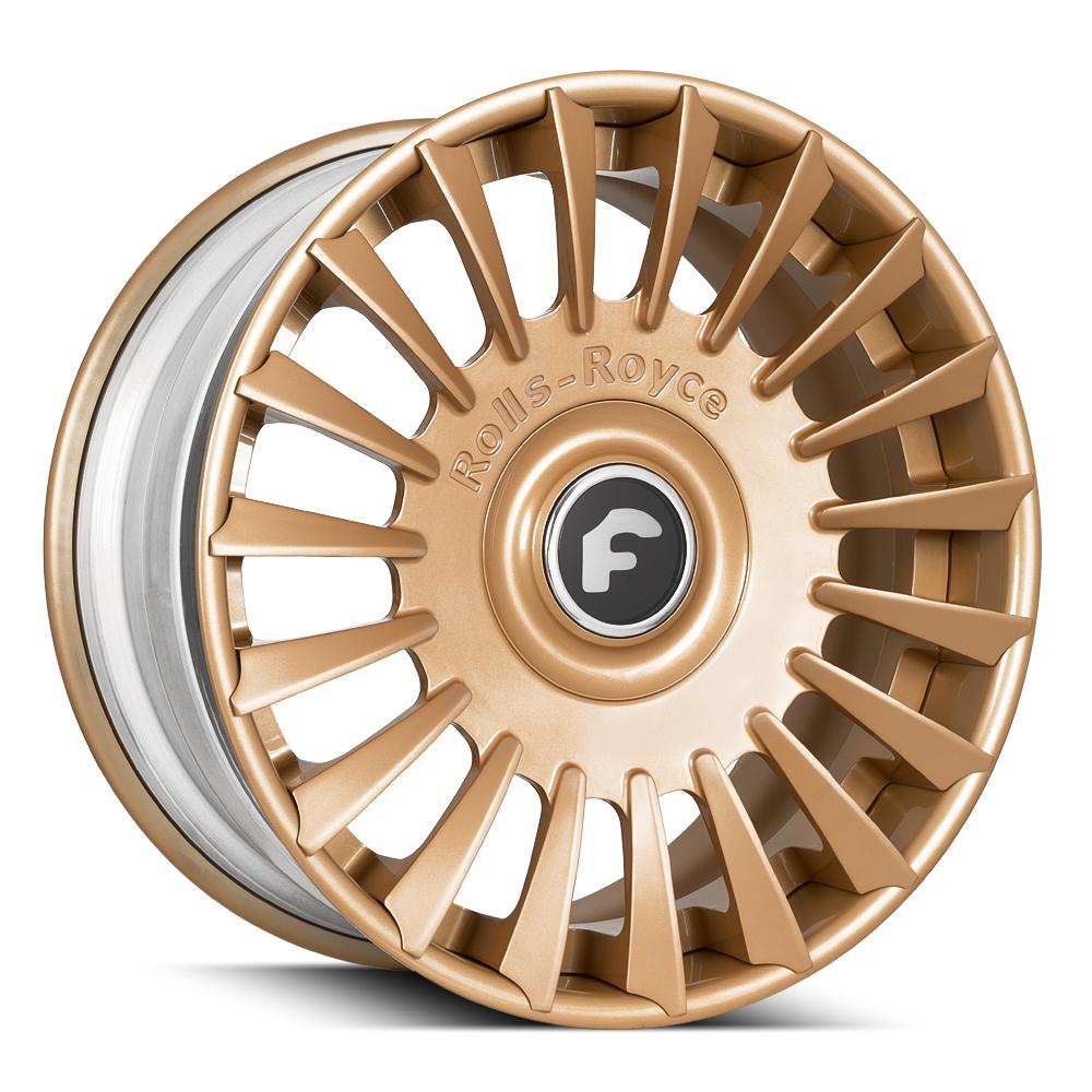 Forgiato 2.0 Exotic Calibro-ECL - Metallic Gold